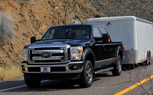 Ford Super Duty Reclaims Best-in-Class Tow Ratings