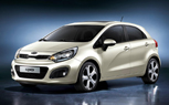 2012 Kia Rio Uncovered Ahead of Geneva Debut With Turbocharged Direct-Injection 1.2L