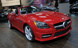 2012 Mercedes-Benz SLK Debuts at Canadian International Auto Show