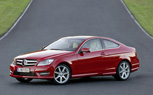 2012 Mercedes C-Class Coupe Debuts With Direct-Injection V6, Turbocharged 4-Cylinder