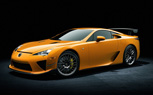 Lexus LFA Nurburgring to Make First Appearance at Geneva Auto Show