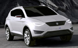 SEAT IBX 3-Door Crossover Leaked Ahead of Geneva Auto Show Debut