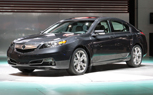 Chicago 2011: Acura TL Gets Its Beak Nipped And Tucked