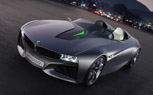 BMW Vision ConnectedDrive Roadster Concept Previews Future BMW Design, Technology