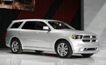 Chicago 2011: Dodge Durango R/T Debuts, Durango Heat Gets R/T Style With V6 Power