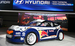 Chicago 2011: 500-HP Hyundai Veloster Rallycross Racer Revealed