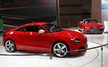 Chicago 2011: Audi TT-RS Makes U.S Debut as Sales Announcement Looms