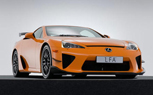 Lexus LFA Nurburgring Detailed in Stunning New Photo Gallery [Geneva Preview]