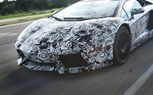 Lamborghini Aventador LP700-4 Spied Testing [Video]