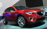 Mazda Minagi Video: First Look at Compact SportCross Concept