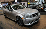 Mercedes C63 AMG Affalterbach Edition: Live Photos [CIAS 2011]