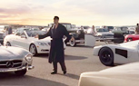 Mercedes Super Bowl Commercial Introduces 2011 Lineup; Cameo by Sean 'P. Diddy' Combs