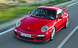 Porsche GT3 Rumored to Get Larger 480-HP Engine, PDK Transmission