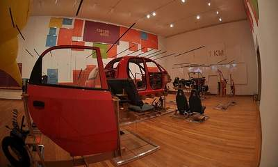 Tata Nano exhibit