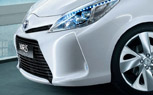 Toyota Yaris Hybrid Concept Teased Ahead of Geneva Auto Show Debut