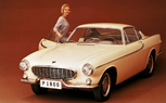 Volvo P1800 Turns 50 This Year, Still A Looker