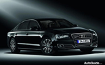 Audi Introduces Armored Audi A8 L, Gives it Extra Security