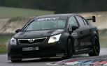 Toyota Avensis BTCC Racers Hit The Track
