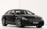 Brabus Mercedes CLS Tuning Package Detailed [Geneva Preview]