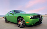 Chicago 2011: Dodge Challenger Debuts New Hue, Green With Envy