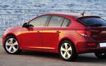 2012 Chevrolet Cruze Hatchback Leaked Ahead Of Geneva Auto Show