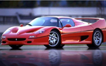 FBI Being Sued for Crashing $750K Ferrari F50?