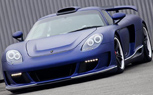 Mirage GT Matt Blue Edition: New Gemballa Pays Tribute to Old Gemballa