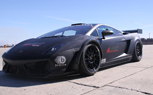 West Racing Lamborghini Gallardo LP560 Racecar Revealed for 2011 ALMS Season