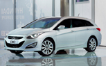 Hyundai i40 Tourer Revealed, Previews Sonata Wagon