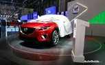 Geneva 2011: Mazda Minagi Concept Teased [Video]