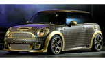 MINI Gets a Louis Vuitton Makeover from CoverEFX