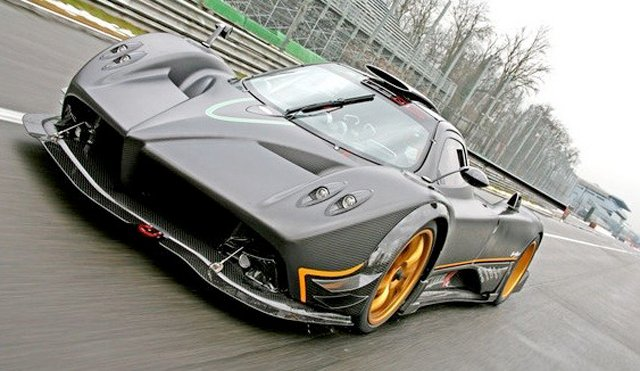 Pagani has oneupped its Italian rival once again with the Zonda R