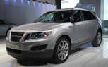 Saab 9-4x Production Begins
