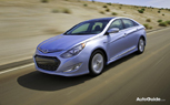 Hyundai Sonata Hybrid Delayed Due To Pedestrian Warning System Modificatons