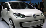 Skoda To Get Minicar Based On Volkswagen Up