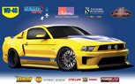 WD-40 / SEMA Cares Mustang Raises Over $200K for Charity