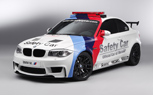 BMW 1M: The Official Safety Car of MotoGP [Gallery]