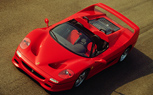 Ferrari F50 Reunion Planned for Concorso Italiano