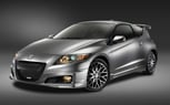 "Mugen CR-Z to Debut at Goodwood With ""Type R-like Performance"""