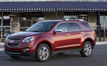Next-Gen Chevy Equinox to Go Global, Shrink in Size and Weight