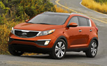 Kia Sportage SX Turbo Announced With 256-HP, Priced from $25,795