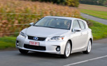 Lexus CT200h Demand in Europe Looks to Match Automaker's High Expectations