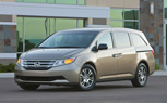 2011 Honda Odyssey Recalled for Sticking Front Windows
