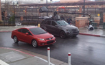 2012 Honda Civic Lineup Spied During Commercial Shoot [Video]