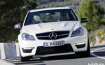 Mercedes C63 AMG Coupe to Debut at NY Auto Show