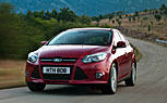 2012 Ford Focus SE SFE Can Achieve 40-MPG, Other Versions Can't