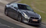 2012 Nissan GT-R 7:24.22 Nurburgring Lap Time Video