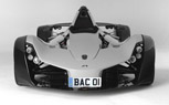 BAC Mono to Rival Ariel Atom With 1,188 Lb Curb Weight and 280-hp