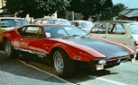 De Tomaso to Revive Pantera in November at LA Auto Show