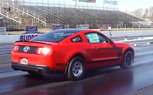 Stock Boss 302 Mustang Runs 11.7 Sec. Quarter Mile [Video]